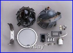 1 von 2 Loft Lampe Scheinwerfer Industrie Strahler Spot Light E27 headlight