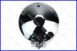 2 HELLA Chrome CLASSIC 160 6 1/2 Spot light/lamps Beetle/T2/911/VWithMini