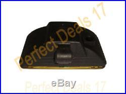 2 X Hella Comet 450 Yellow 12v H3 Driving Spotlight Fog Lamp Universal Fit