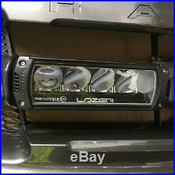 2 X Lazer Lamps Triple-r R750 Ultra Long Range Led Spot Light Unit