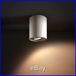 2er Set PHILIPS Hue Ambiance LED Aufbau Spot Strahler Leuchte + Dimmschalter