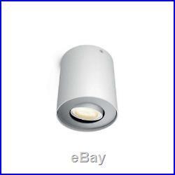 3er Set PHILIPS Hue Ambiance LED Aufbau Spot Strahler Leuchte + Dimmschalter