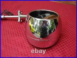 55-59 Chevrolet Gmc Truck Safety Spot Light Lamp Gm Cameo Rh