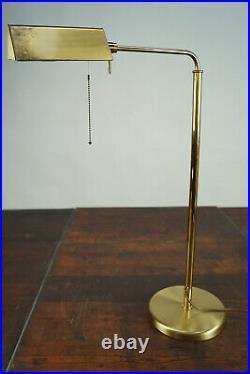 60er Vintage Stehlampe Leselampe Spot Leuchte Lampe Messing Hollywood Regency