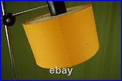 60er Vintage Stehlampe Leselampe Spot Leuchte Lampe Sputnik Strahler 70er