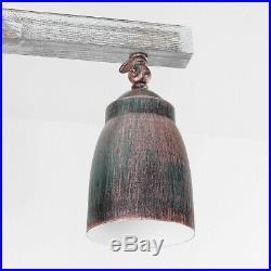 Aufbau Spotstrahler inkl. 12W LED in Shabby Spot Deckenstrahler Strahler Lampe