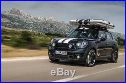 BMW Mini PACEMAN Chrome Spot Lights Driving Lamps + Full Kit