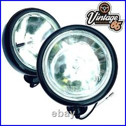 BMW Mini R50 R52 R53 2001 to 2006 Black Spot Lights Lamps Brackets BMW Wiring
