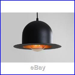 Black Modern BAR Spotlight Ceiling Pendant 3 Light Kitchen Island Lamps lighting