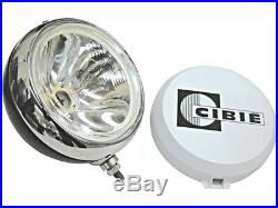 CIBIE Oscar Chrome Driving Lamp Spotlight 180 mm N/S=O/S 67682