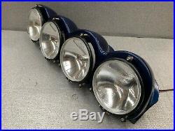 Classic Mini Lamp Pod Spotlight Driving Light PIAA Race Rally Targa