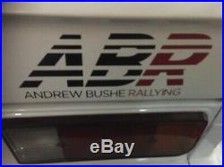 DTV Vauxhall Chevette HSR Lamp brackets- 6 spot lights rally