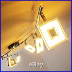 Deckenleuchte Design LED Deckenspot Lampe Wohnzimmer Deckenstrahler beweglich