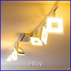 Deckenleuchte Design LED Deckenspot Lampe Wohnzimmer Deckenstrahler beweglich 6