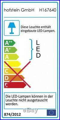 Deckenstrahler LED Design Deckenlampe Deckenspot Flur Deckenleuchte kippbar 3er