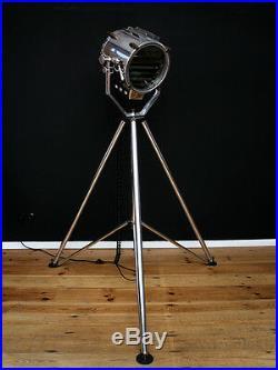 Filmleuchte Theater Spot Verstellbare Studio-Lampe Scheinwerfer 2,05m Stehlampe