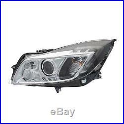 Genuine Hella Left Nearside Passenger Headlight / Headlamp 1ZT009631-311