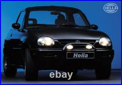 HELLA Halogen FF 50 Driving Spot Lights Lamps Kit 1FA 008 283-811