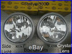 HELLA Rallye 3000 Spot light/lamps Defender/4x4/A bar/Discovery/Trooper/Shogun