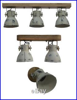 Hängelampe Deckenlampe Deckenspot Deckenstrahler Spot Lampe Retro Vintage Shabby