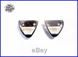 Kennzeichenbeleuchtung Kennzeichen Leuchten Leuchte Fiat 124 Spider 1966-74 Set