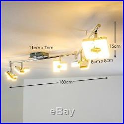 LED Deckenlampe Deckenspot Deckenleuchte Deckenstrahler Wohnzimmer kippbar 6er
