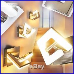 LED Design Spot Schalter Wand Strahler Wohn Schlaf Zimmer Leuchten Flur Lampen