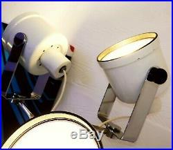 LUCITALIA 70s spotlight floor lamp P433 / LUCI ARTEMIDE FLOS GUZZINI STILNOVO