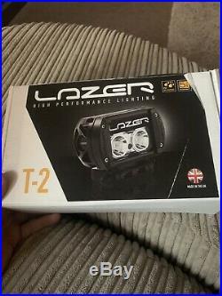 Lazer Lamp Spot Light T2 Rally Lighting 4x4 Off Road