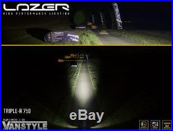 Lazer Lamps Triple-r 750 Ultra Long Range Led Spot Light Single Unit Replacement