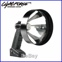 Lightforce 170mm Enforcer 100W Handheld Portable Lamp Lamping Spotlight