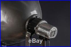 Loft Tripod Steh Stativ Lampe Such Scheinwerfer Industrie Strahler ALU SPOT XXL