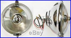 Lucas WLR576 Centre Mounting Spotlight, Spot Light Lamp for Sprite Mini Cooper S