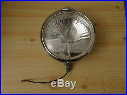 Marchal 762 662 LONG RANGE DRIVING LAMP. QUARTZ IODINE BULB. NEW OLD STOCK 7 IN