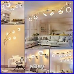 Moderne Deckenleuchte Lampe Spot Soppana LED Wohn Schlaf Kinder Zimmer Küche