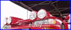 NEW SUBARU IMPREZA TURBO(classic) SPOT LIGHT FOG LAMP, RALLY POD, BONNET PODS