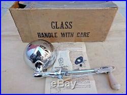 NOS 1940's APPLETON 140 SPOTLIGHT Original Vintage Accessory Firestone