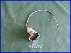 NOS 1959 Ford Galaxie Spotlight Warning Lamp FoMoCo 59