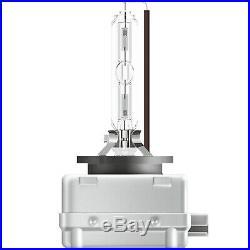 OSRAM Xenarc Night Breaker Laser D1S Xenon Car Headlight Bulbs (Twin)