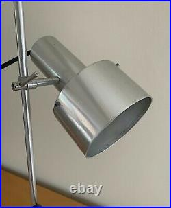 Peter Nelson 1960s Desktop Lamp Spotlight aluminium Vintage MidCentury Modern