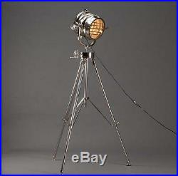 Restoration Big Floor Lamp Living Room Royal Marine Searchlight Big spotlight