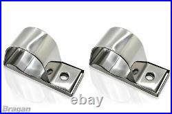 Roof Bar For Iveco Daily 2006 2014 Polished Stainless Top Spot Lamp Light Bar