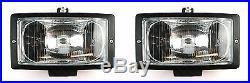 Scania143m R113 2 Hella Bumper Spot light/lamps Volvo FH FM 7 12 16 Foden S106