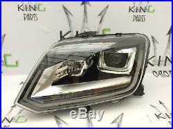 VW AMAROK LCI 14-18 #NEW COMPLETE HEADLIGHTS LED Bi XENON BALLAST LEFT RIGHT LHD