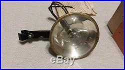 Vintage K-D SPOTLIGHT SPOT LAMP Harley Indian Knucklehead Panhead Motorcycle WOW