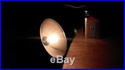 Vintage SPOTLIGHT SPOT LAMP Harley Indian Knucklehead Panhead UL VL Light RARE