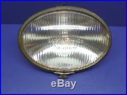 Vintage S&M Oval-Lite Driving Light Head Lamp Spotlight Rat Rod Hot Rod MFRB