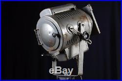 XL Loft KINO Lampe Kino Scheinwerfer Vintage Strahler spot Metal Suchscheinwer