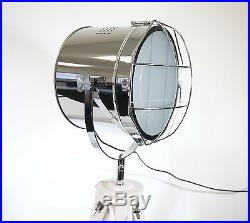 XXL Stativ Stehleuchte Studiolampe Stehlampe Spot Lampe Höhe 158cm 605460
